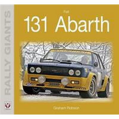 Fiat 131 abarth (Pocket, 2017)