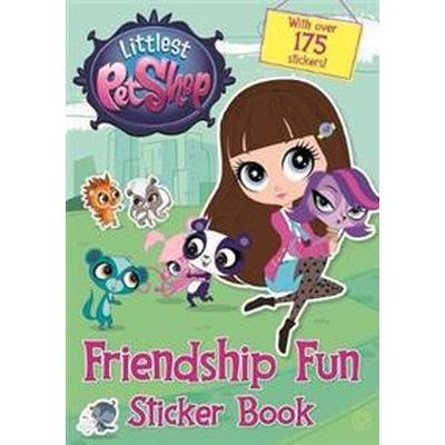 Littlest Pet Shop: Friendship Fun Sticker Book (Häftad, 2016)