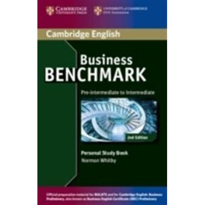 Business Benchmark Pre-Intermediate to Intermediate Bulats and Business Preliminary Personal Study Book (Häftad, 2014)