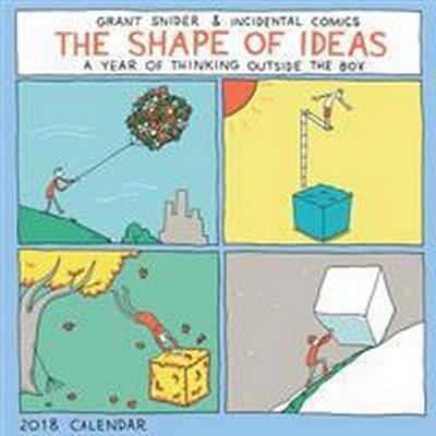 The Shape of Ideas 2018 Calendar (Övrigt format, 2017)