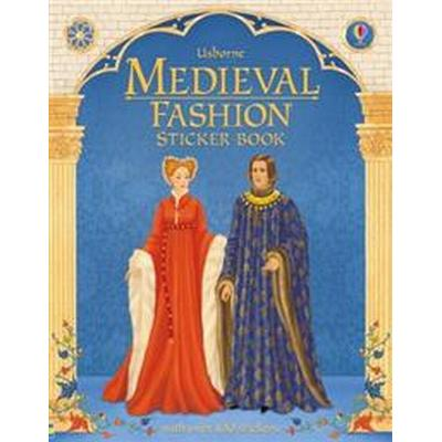Medieval fashion sticker book (Pocket, 2016)