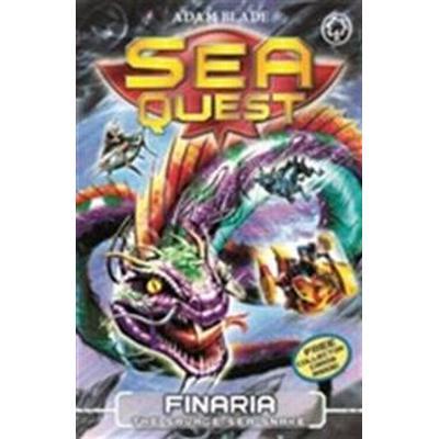 Sea quest: finaria the savage sea snake - book 11 (Pocket, 2014)