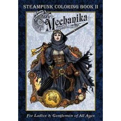 Lady Mechanika Steampunk Coloring Book (Pocket, 2017)