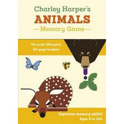 Charley Harper's Animals Memory Game Mg014 (Övrigt format, 2016)