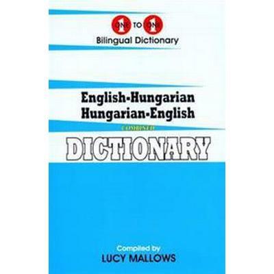 English-HungarianHungarian-English One-to-One Dictionary (Häftad, 2014)