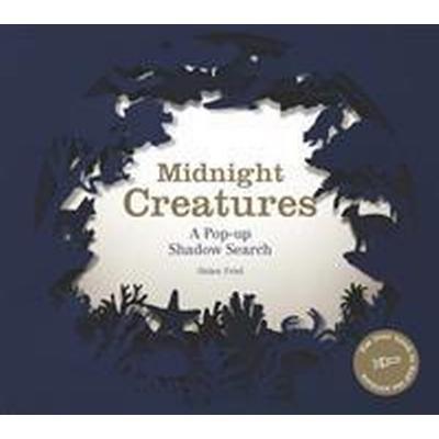 Midnight creatures: a pop-up shadow search book (Inbunden, 2016)