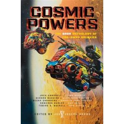 Cosmic Powers: The Saga Anthology of Far-Away Galaxies (Häftad, 2017)
