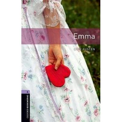 Oxford Bookworms Library: Level 4: Emma Audio Pack (Häftad, 2017)
