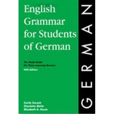 English Grammar for Students of German (Pocket, 2014)