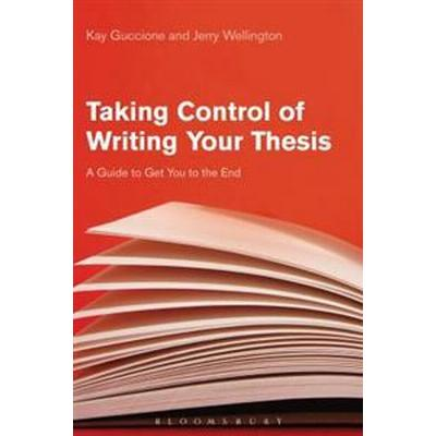 Taking Control of Writing Your Thesis (Pocket, 2017)