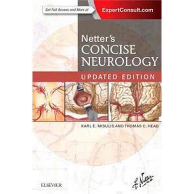 Netter's Concise Neurology (Pocket, 2016)