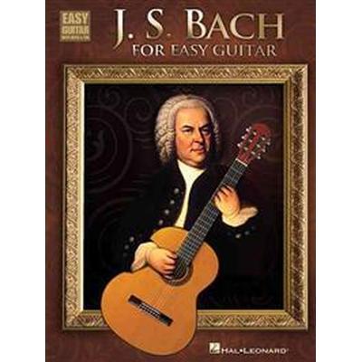 J. S. Bach for Easy Guitar (Pocket, 2012)