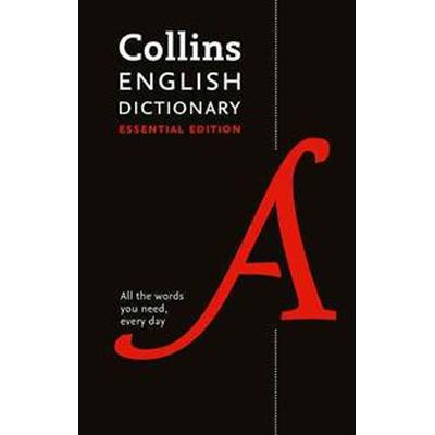 Collins English Dictionary: Essential Edition (Häftad, 2016)
