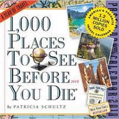 1,000 Places to See Before You Die 2018 Calendar (Övrigt format, 2017)