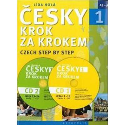 New czech step by step: pack (textbook, appendix and 2 free audio cds) (Pocket, 2016)