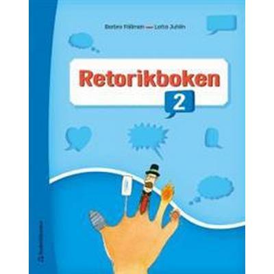 Retorikboken 2 - Elevbok (Häftad, 2016)