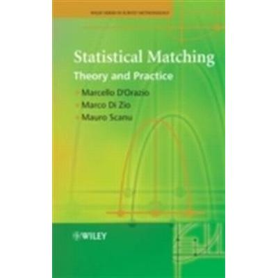 Statistical Matching: Theory and Practice (Inbunden, 2006)