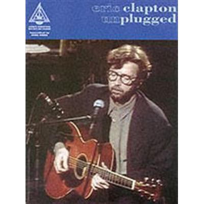 Eric clapton - unplugged (guitar recorded versions) (Pocket, 1992)