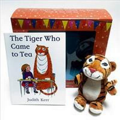 The Tiger who Came to Tea (Övrigt format, 2016)