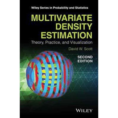 Multivariate Density Estimation: Theory, Practice, and Visualization (Inbunden, 2015)