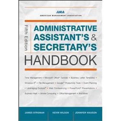Administrative Assistant's and Secretary's Handbook (Inbunden, 2014)