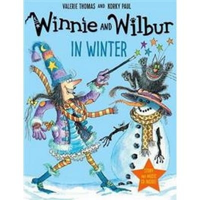 Winnie and wilbur in winter and audio cd (Övrigt format, 2016)