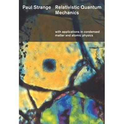 Relativistic Quantum Mechanics (Pocket, 1998)