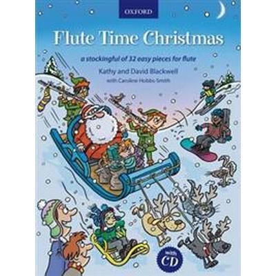Flute Time Christmas + CD (Övrigt format, 2011)