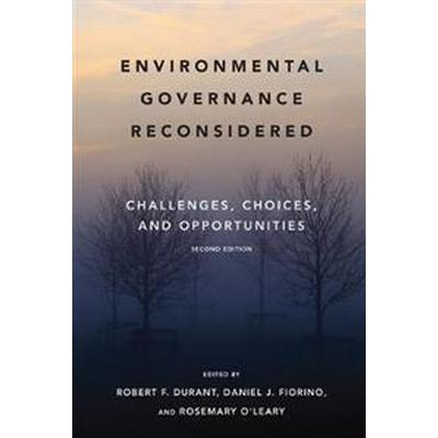 Environmental Governance Reconsidered (Pocket, 2017)