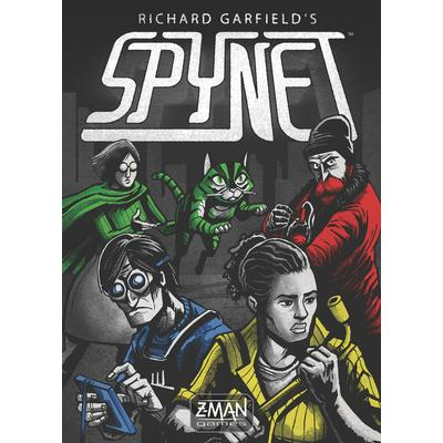 Z-Man Games SpyNet