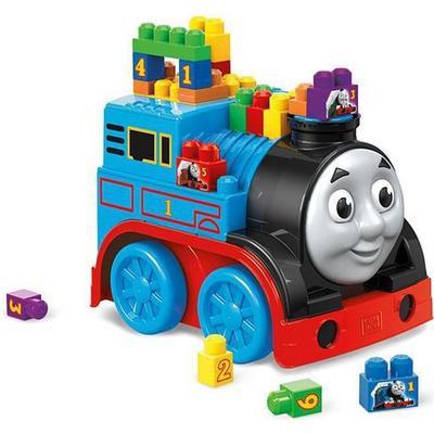 Fisher Price Mega Bloks Thomas Build & Go