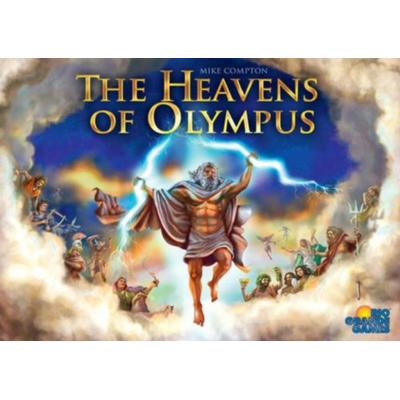 Rio Grande Games The Heavens of Olympus