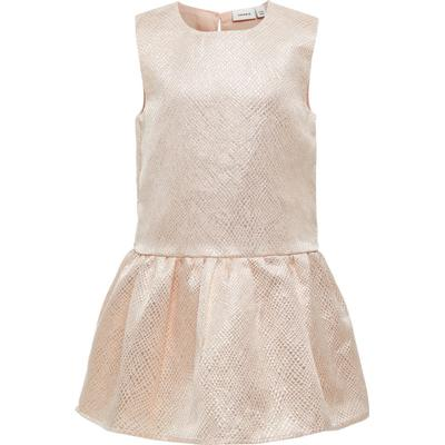 Name It Mini Glittery Spencer - Pink/Evening Sand (13146163)
