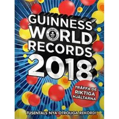 Guinness World Records 2018 (Kartonnage, 2017)
