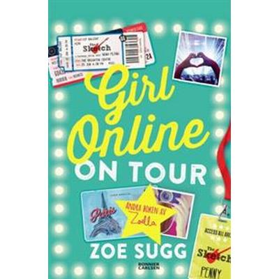 Girl Online On Tour (Häftad, 2016)
