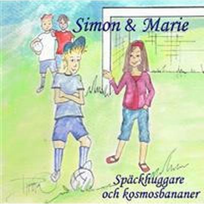 Simon & Marie - Späckhuggare och kosmosbananer (Ljudbok CD, 2007)