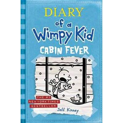Cabin Fever (Diary of a Wimpy Kid #6) (Inbunden, 2011)