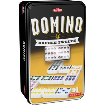 Tactic Domino Double 12