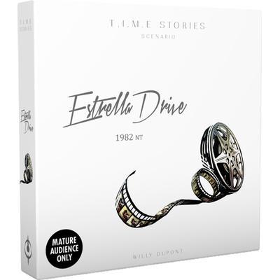 Spacecowboys T.I.M.E Stories: Estrella Drive (Engelska)