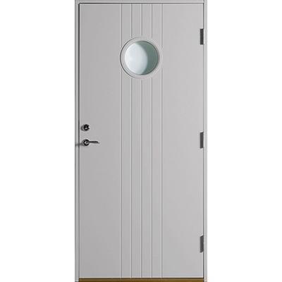 Polardörren Igloo Ytterdörr Klarglas S 3000-N H (100x210cm)