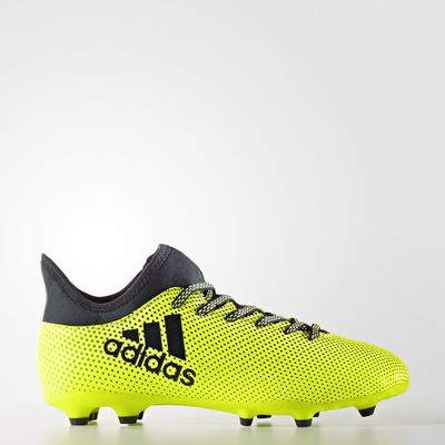 Adidas X 17.3 Firm Ground Solar Yellow/Legend Ink (S82369)