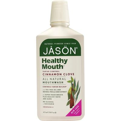 Jason Healthy Mouth Tartar Control Cinnamon Clove 473ml