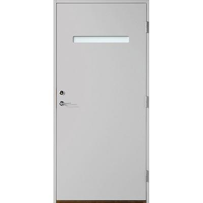 Polardörren Horisont 1 Ytterdörr Klarglas S 3000-N H (90x210cm)