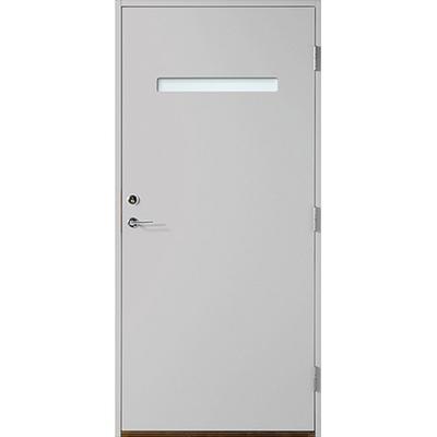 Polardörren Horisont 1 Ytterdörr Klarglas S 3000-N V (100x210cm)