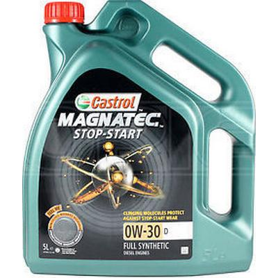 Castrol Magnatec Stop-Start 0W-30 D Motorolie