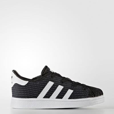 Adidas Superstar Core Black/Footwear White (BZ0377)