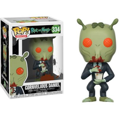 Funko Pop! Animation Rick & Morty Cornvelious Daniel