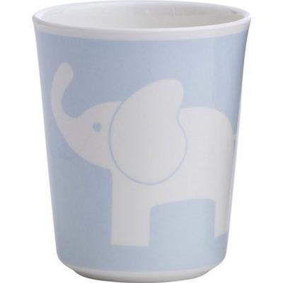 Rätt Start Melaminglas Elefant