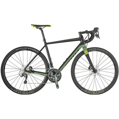 Scott Speedster Gravel 20 Disc 2018 Male