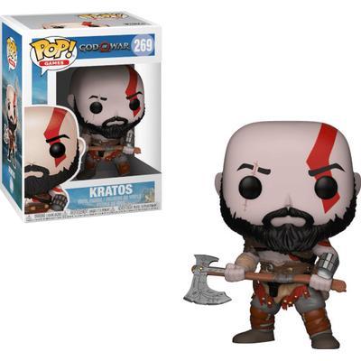 Funko Pop! Games God of War Kratos 27031
